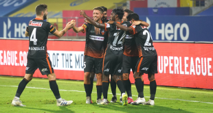 FC Goa fight with a man down to draw 1-1 with Kerala Blasters!