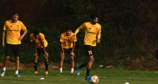 Hyderabad FC take on Odisha FC in a crucial tie at Fatorda!