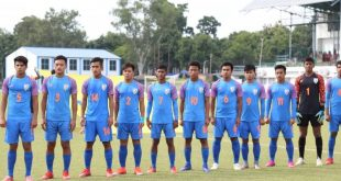 India U-16 Team set for exposure matches against UAE!