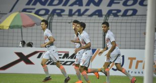 Defiant Indian Arrows pick up first points of 2020/21 I-League against Aizawl FC!
