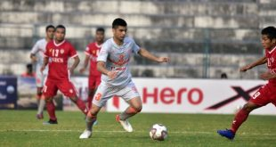 Indian Arrows' Sajad Hussain: Playing in I-League at this young age an unbelievable opportunity!
