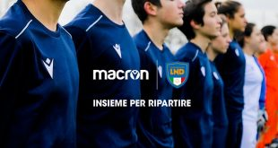 Macron & LND donate match kits to all grassroots clubs with youth teams!