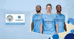 Manchester City announce regional partnership with Zurich International Life!