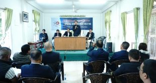 Mizoram FA holds Special General Body Meeting!