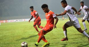 NEROCA start I-League campaign with an Imphal Derby draw against TRAU!
