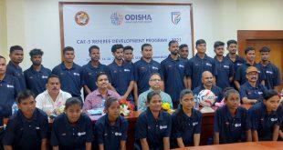 Odisha CAT-5 Referee Development Program inaugurated!