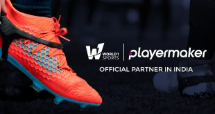 World1 Sports partners with Playermaker to bring football's leading technology to Indian clubs & teams!