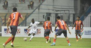Points shared between RG Punjab FC & Mohammedan Sporting!