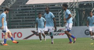 Real Kashmir FC set sights on grabbing points against Sudeva Delhi FC!
