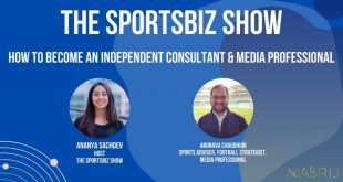 The Sportsbiz Show – Ep26: Independent Consulting, Writing, Freelancing in Sports ft. Arunava Chaudhuri!