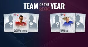 UEFA.com Fans' Teams of the Year 2020 announced!