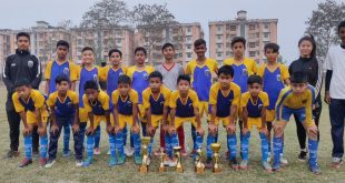 Guwahati City FC win Gauhati Sports Association U-13 Talent Hunt League!