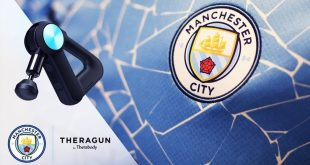 Manchester City & Therabody launch global partnership!