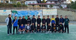 Mizoram FA organise Futsal Referee workshop in Reiek!