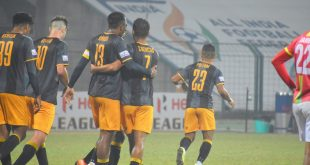 Relegation battling NEROCA face stern test against RoundGlass Punjab FC!
