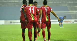 TRAU return to I-League top six after victory over Indian Arrows!