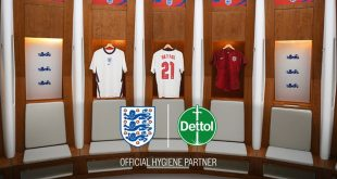 New The FA partnership with Dettol to help reinforce good hygiene across the game!