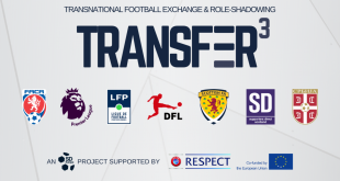 TRANSFER project launched – DFL to participate in European exchange programme on supporter & safety work!