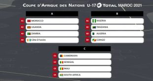 Hosts Morocco to face Uganda at the U-17 AFCON opener!