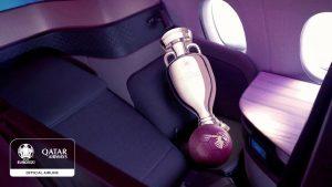 Qatar Airways devient la compagnie aérienne officielle de l'UEFA Euro 2020! - Foot 2020
