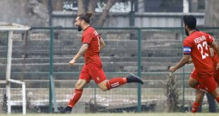 Churchill Brothers' goal machine Majcen enjoying I-League experience!