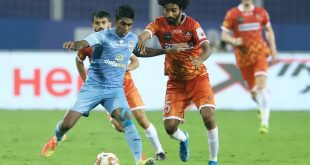 Mumbai City FC & FC Goa play out entertaining 2-2 draw!