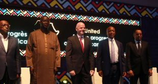 Ceremony of African Football unity celebrated in Nouakchott!