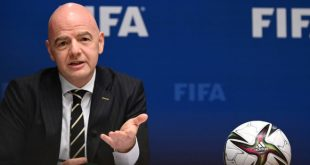 FIFA chief Infantino: We need to face the problems in football together!