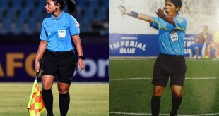 Path-breaking journeys of Women Referee's Uvena Fernandes & Maria Rebello!