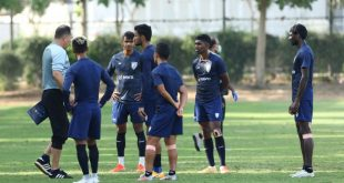 India readying for travel to Qatar for final 2022 FIFA World Cup/2023 AFC Asian Cup qualifiers!