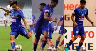 India U-16 trio moving forward together in the I-League with Indian Arrows!