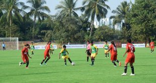 SAI-STC beat Odisha Police in Odisha Women's League!