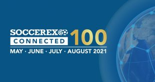 Soccerex launches unique 100-day long event!