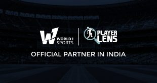 World1 Sports announces partnership with Player LENS in India!