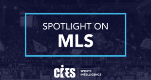 CIES Sports intelligence publishes new report on the evolution & current landscape of MLS!