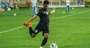 FC Goa's Brandon Fernandes: Feels great to set up historic goal!