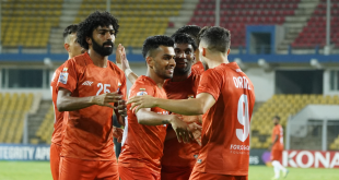 FC Goa does Indian football proud in the AFC Champions League!
