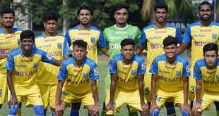 Kerala Blasters B score 1-0 win over Golden Threads FC!