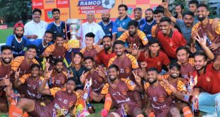 Gokulam Kerala FC beat KSEB to win Kerala Premier League!