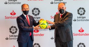 LaLiga and Banco Santander renew their collaboration agreement!