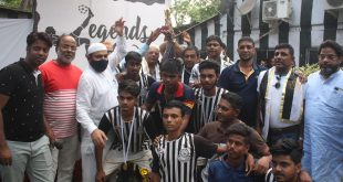 Mohammedan Sporting's Legends Cup concluded on Sunday!