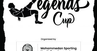 Inaugural edition of Mohammedan Sporting's Legends Cup set to begin on Saturday!
