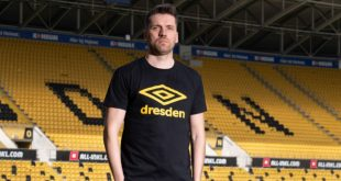 VIDEO: UMBRO to become technical sponsors of Dynamo Dresden!