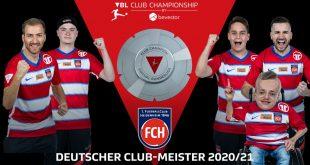 1.FC Heidenheim crowned Virtual Bundesliga champion in eFootball!