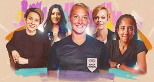 Women in European football: Five figures leading the way!