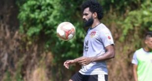 CK Vineeth steps up once again to help during India's hour of need!