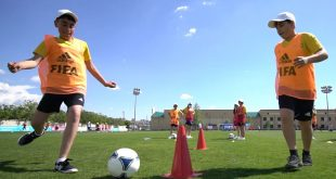 FIFA Foundation Campus Programme pilot launches in Armenia!