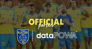 Kerala Blasters announce data & analytics partnership with DataPOWA!