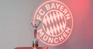 Bayern Munich's sextuple year crowned with Laureus Awards!