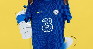 Chelsea FC's new wave arrives in a bold Nike home kit design!